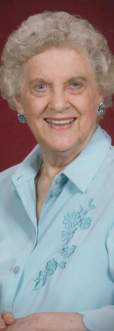 Obituary of Virginia Chapman Smith