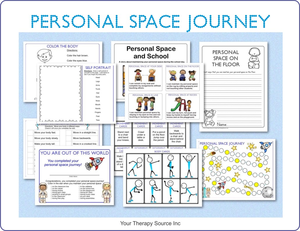 Personal Space Journey