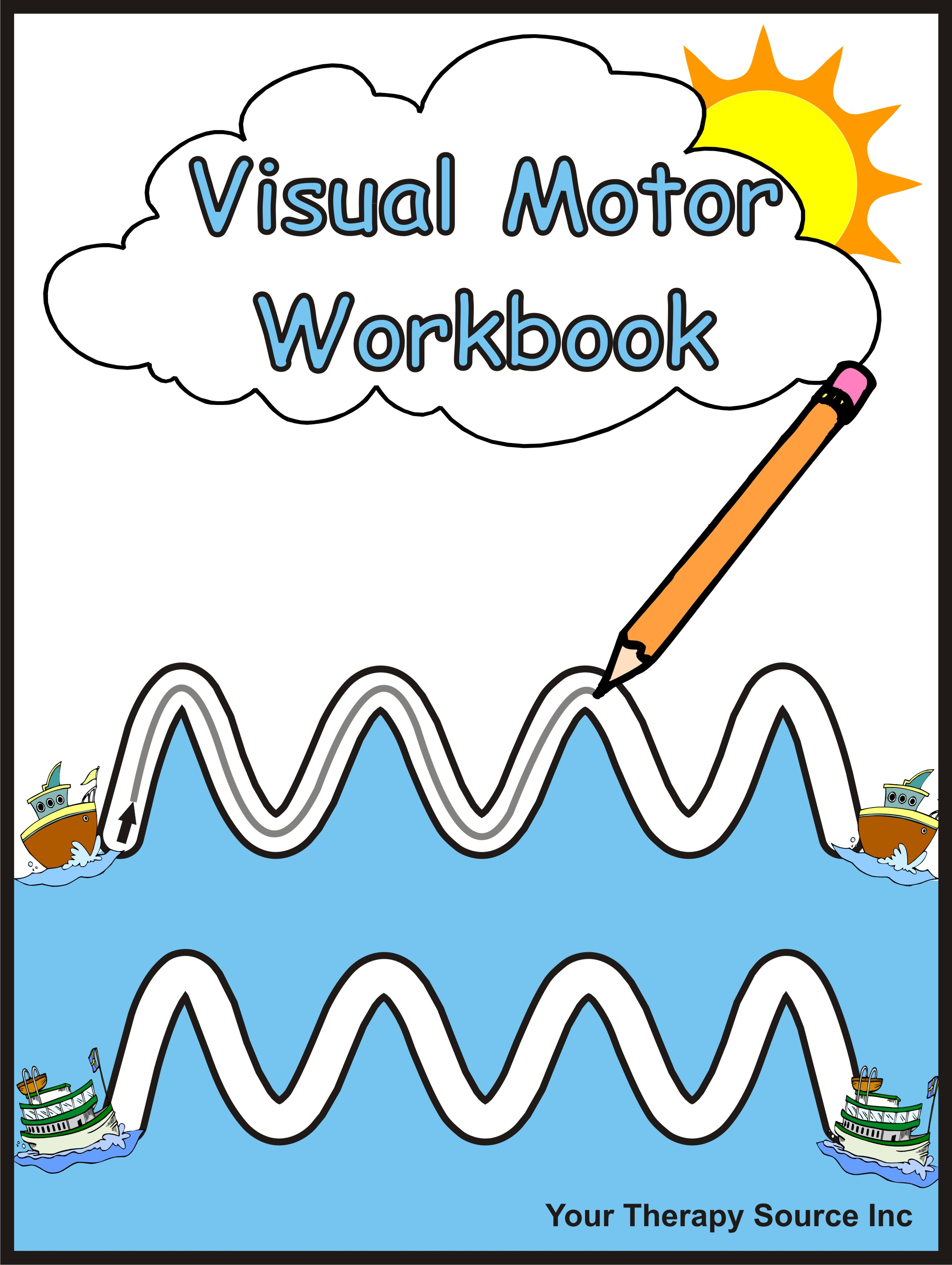 Visual Motor Workbook