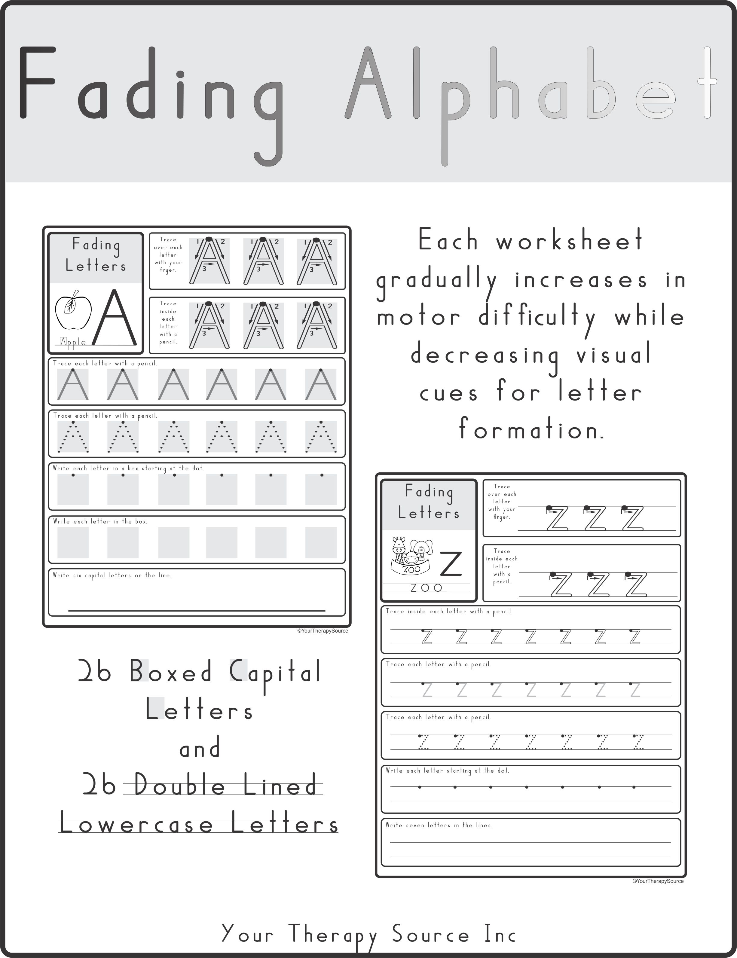 Dotted Rhythm Worksheet