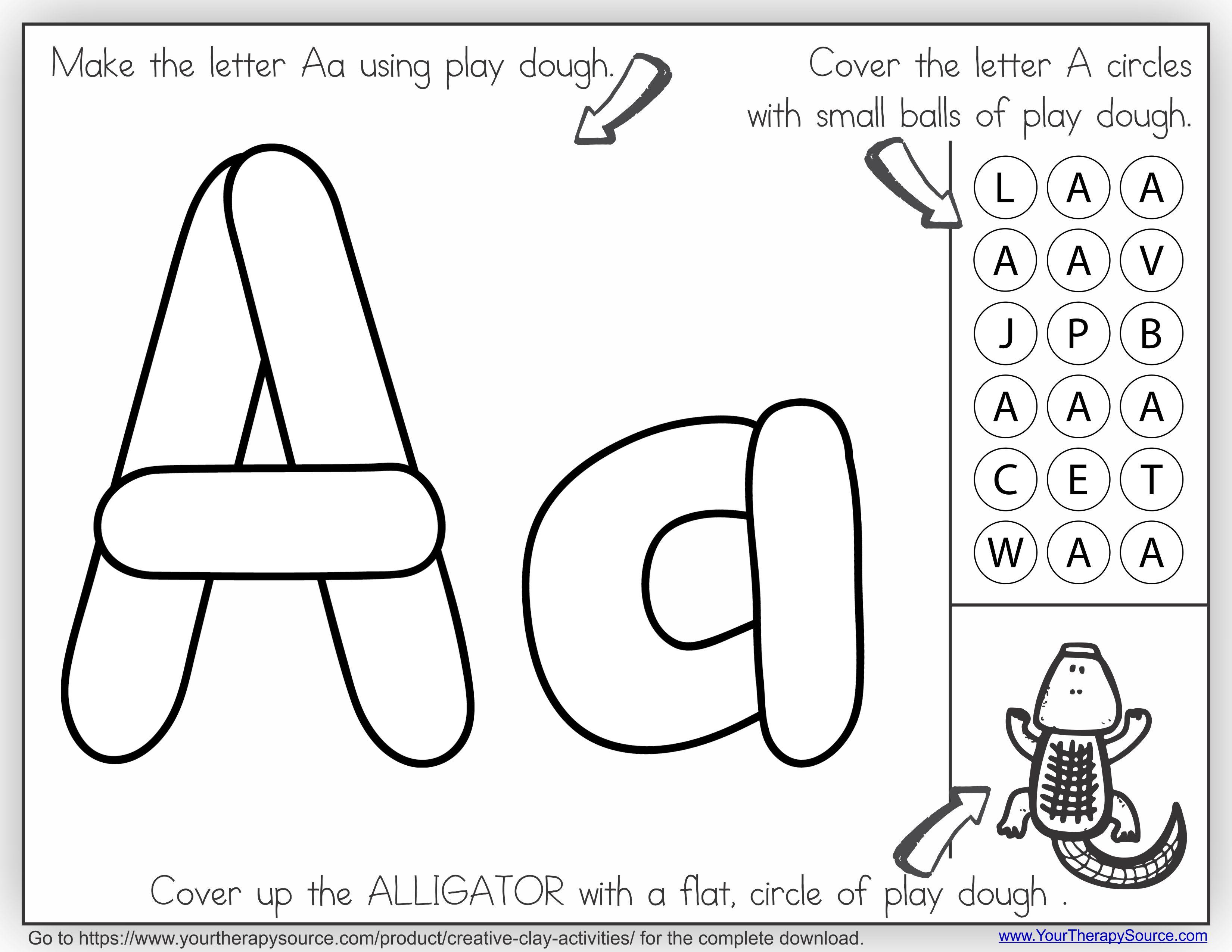 Creative Clay Activities Updated