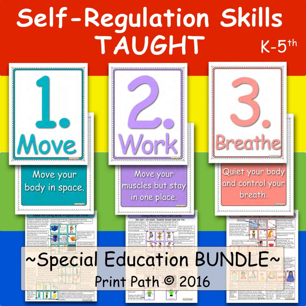Self Regulation Skills And Developmental Coordination