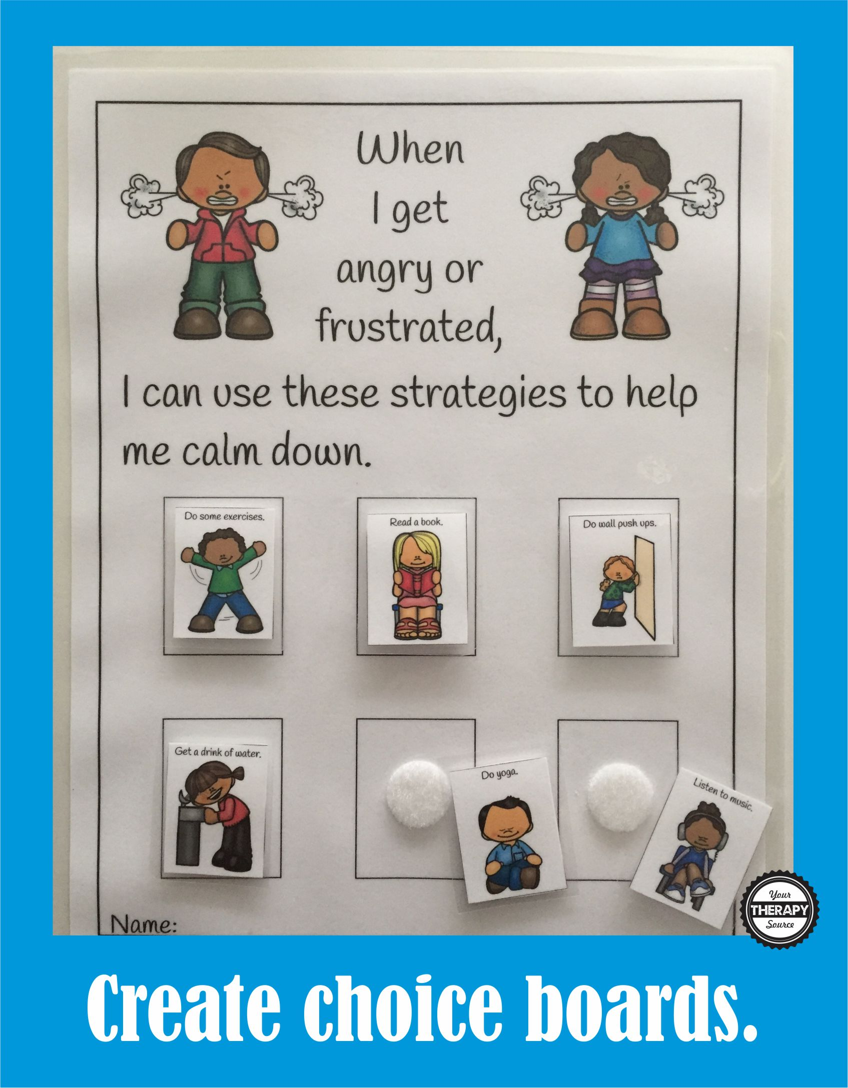Calming Strategies For The Classroom
