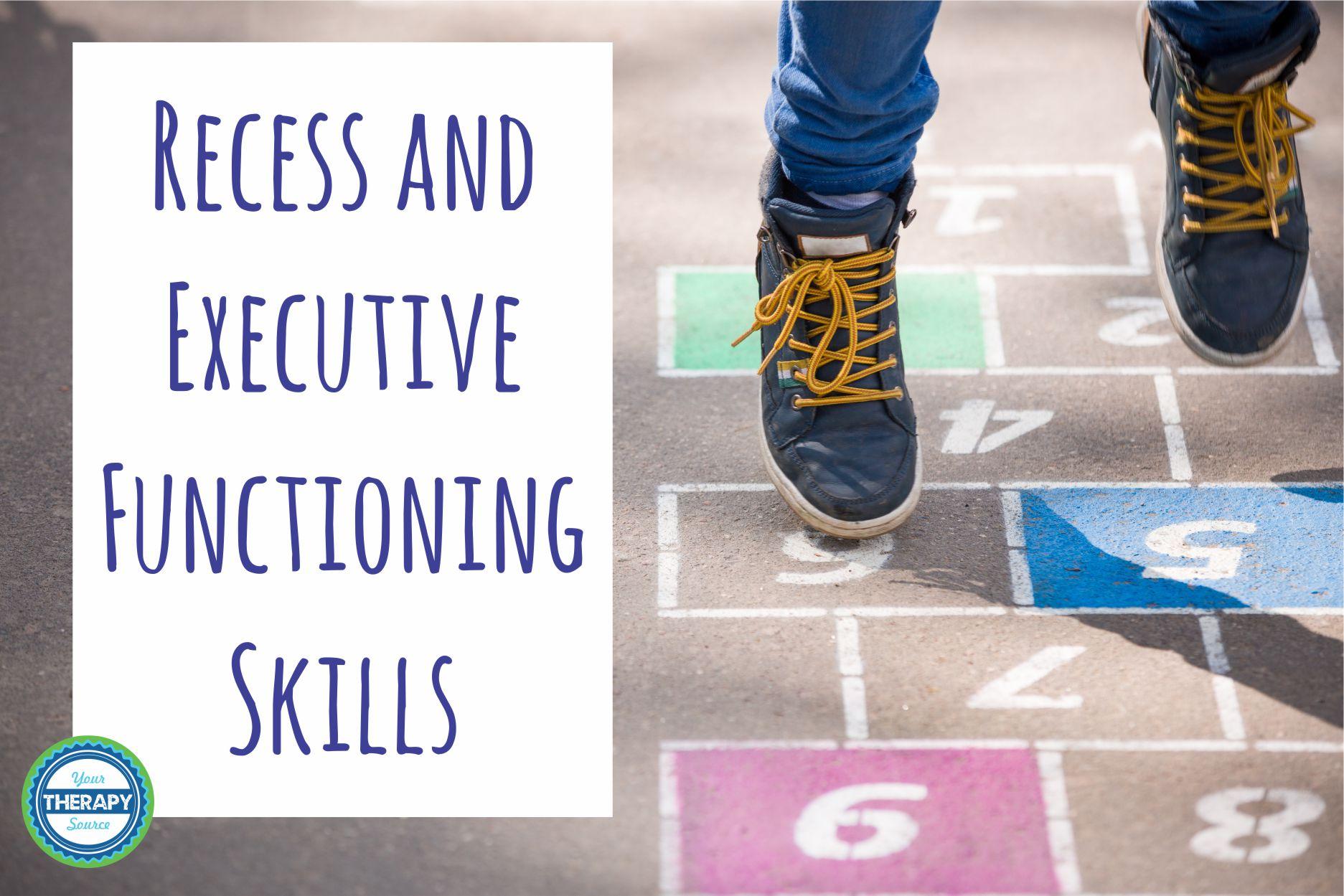 Recess And Executive Functioning Skills