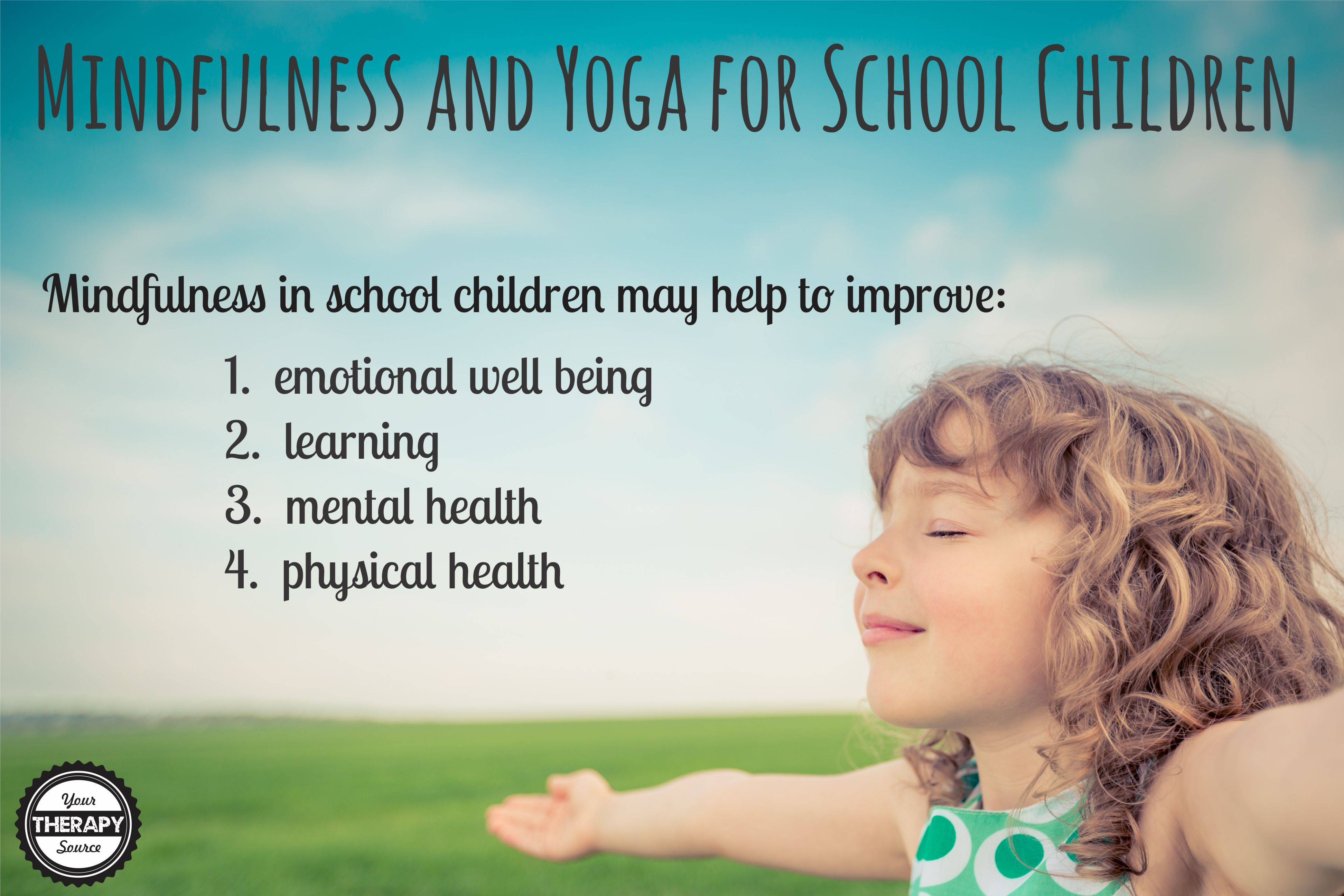 Mindfulness And Yoga For School Children