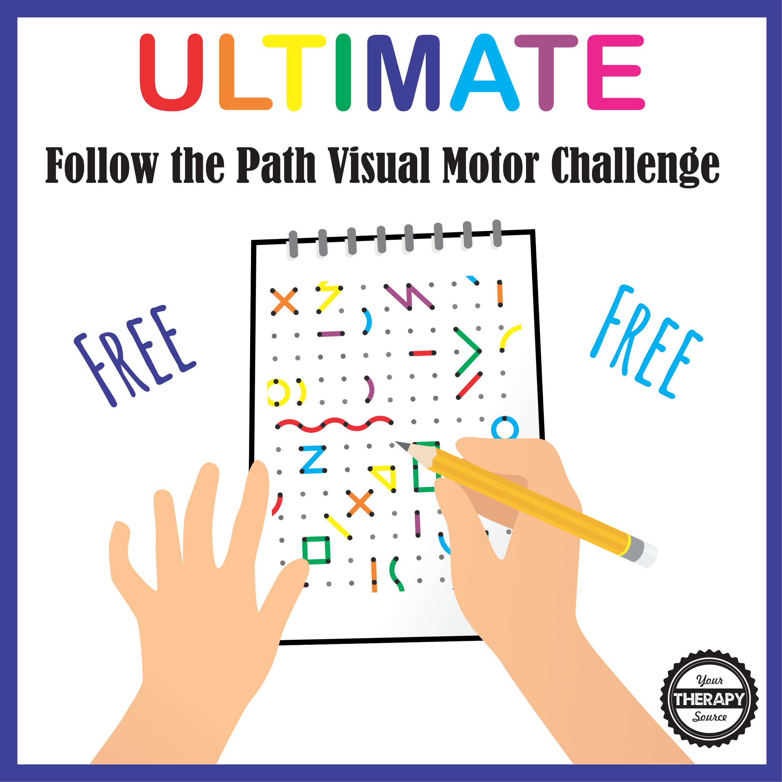 Ultimate Visual Motor Challenge