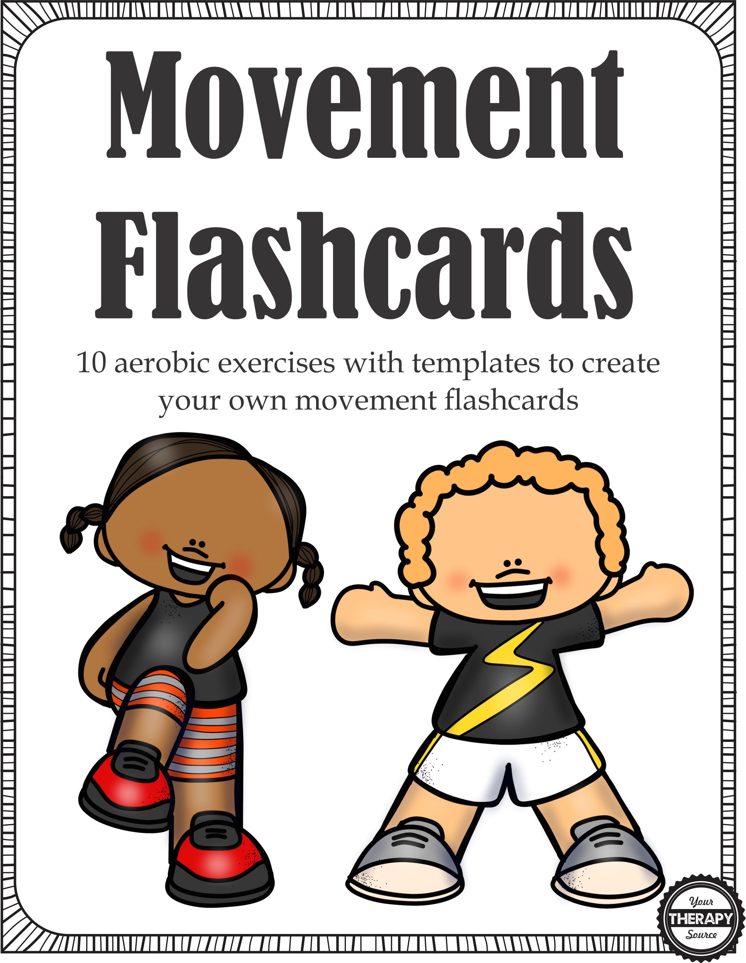 Movement Flashcards