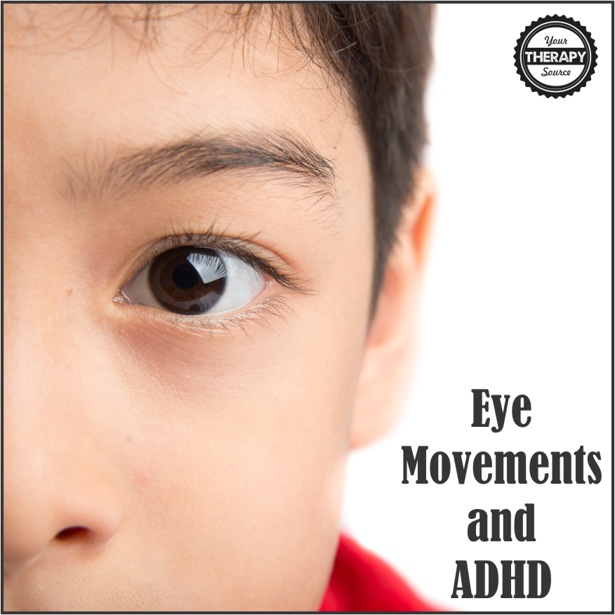 Eye Movements And Adhd