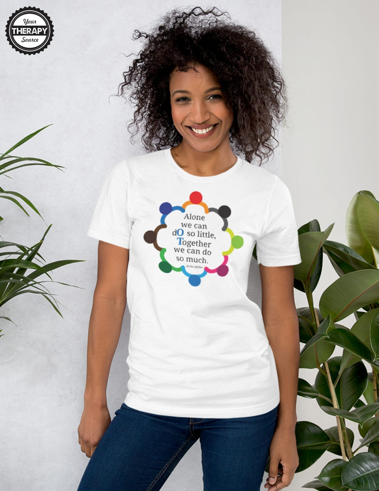 Ot Together T Shirt Color