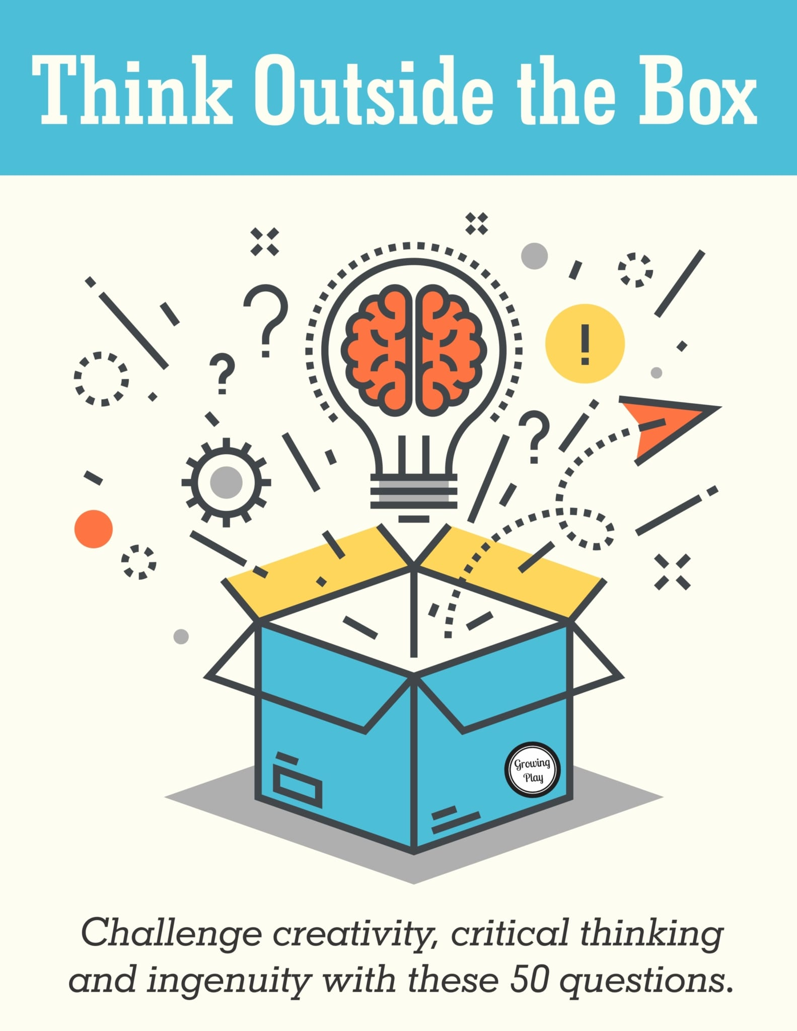 Think Outside The Box Questions For Kids