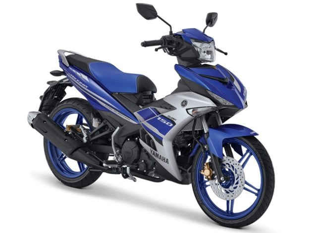Yamaha MX-King Blue Yamaha