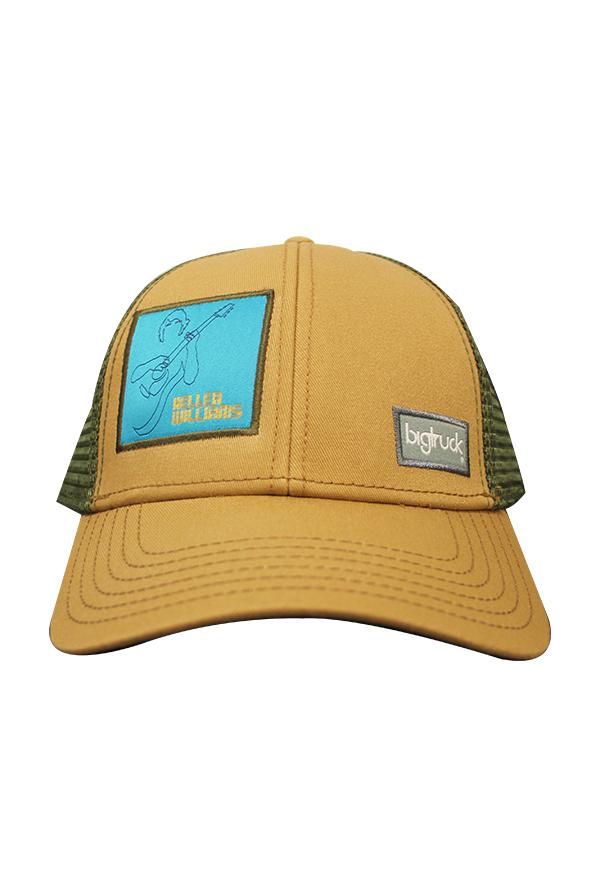 big truck cap # 24