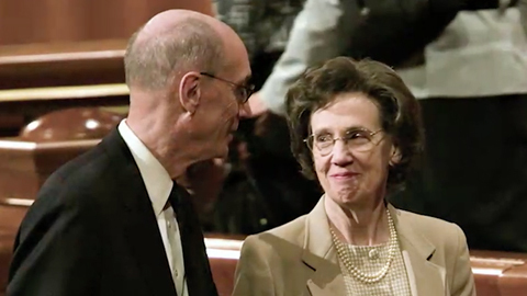 """President Henry B. Eyring: """"We Owe Our Families a Relationship We ..."""