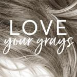 5 Shades Of Gray Hair Care