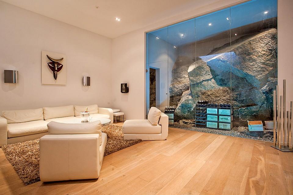 wine room home