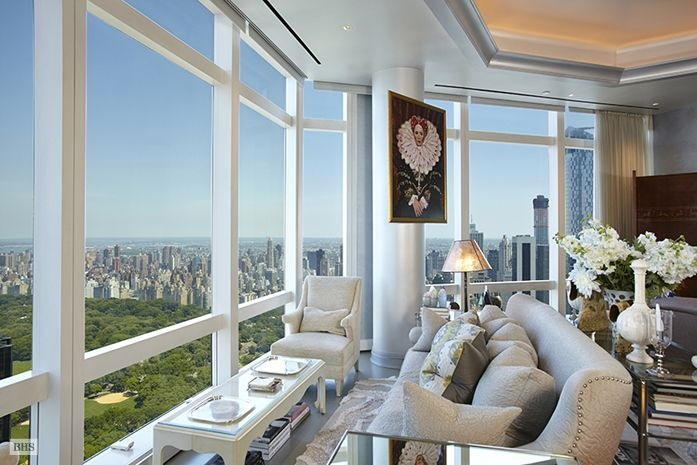 New York City penthouse