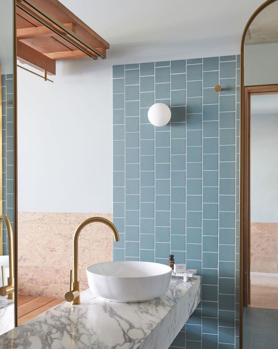 bathroom tile ideas you probably haven