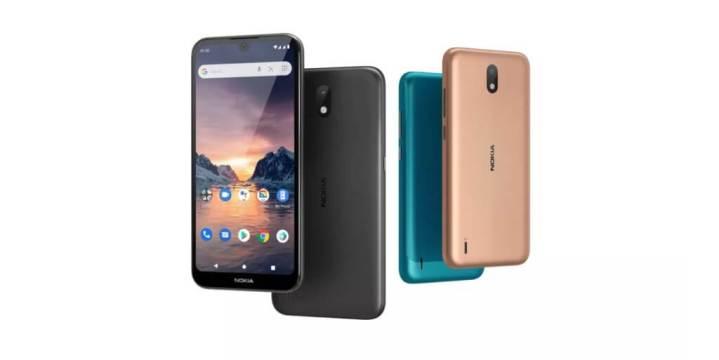 nokia 1.3 android ir smartphone económico