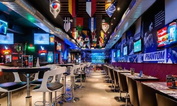 Image result for Underdoggs Sports Bar & Grill