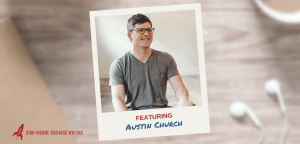 #267: Austin Church on How and Why to Sell Strategy Engagements to Your Clients
