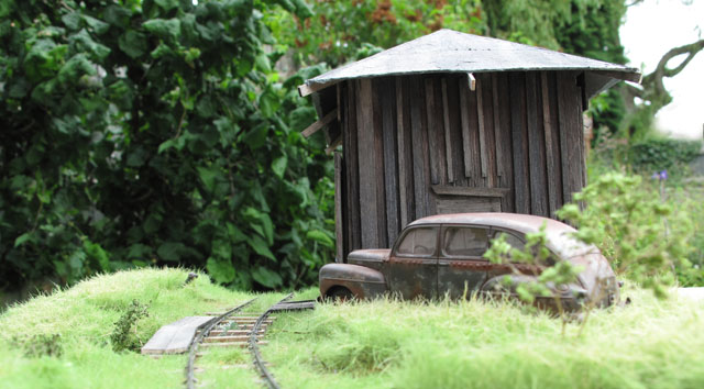 Hand Car Shed