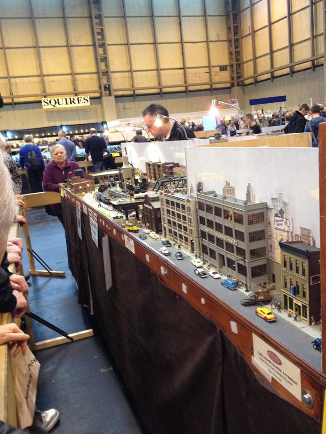 US layouts at Warley 2014