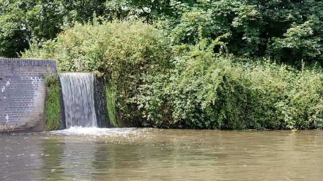 Canal at Lapworth, UK