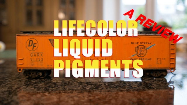Lifecolor Liquid Pigments