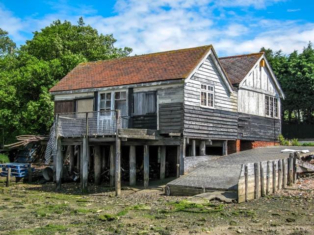 Mersea Island, UK
