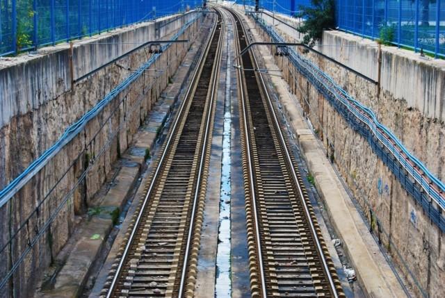 Concrete and Rail