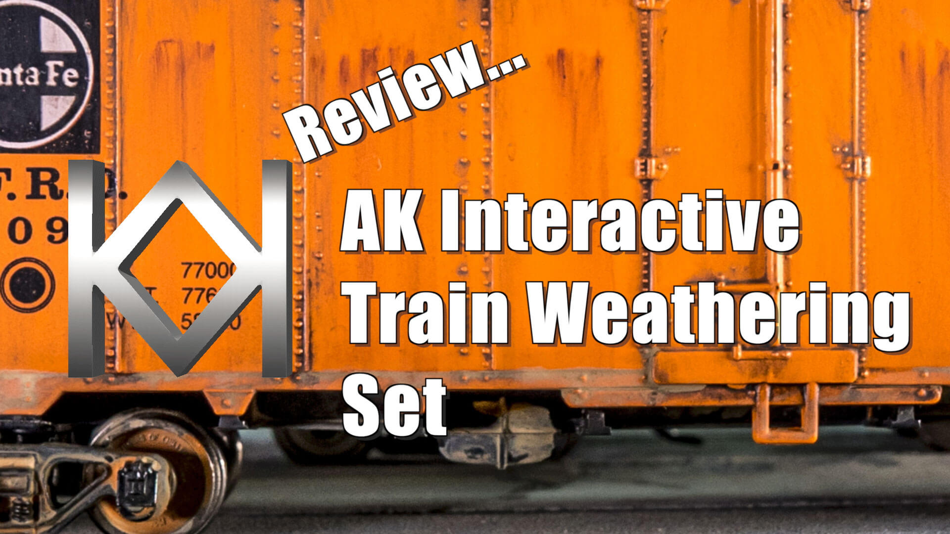 AK Interactive Trains