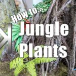 Jungle-Vegetation