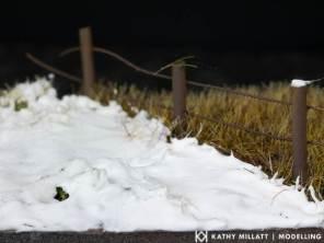AK Interactive and Tamiya Snow Pastes (AK on Right)