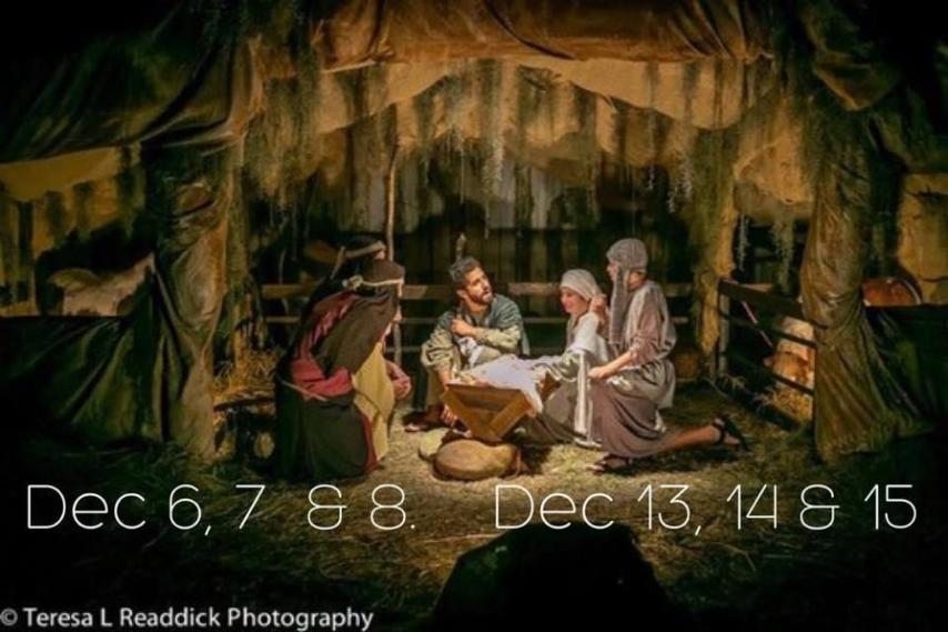 Live Nativity Camden