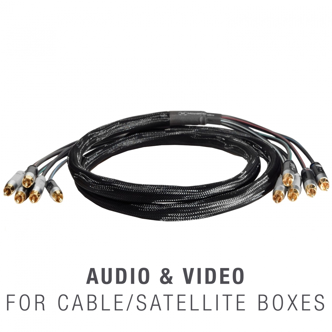 Shop New Ultra Series Component Video Cables With Audio
