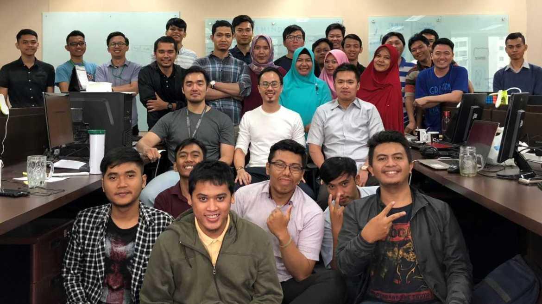 Stockbit Team | Photo
