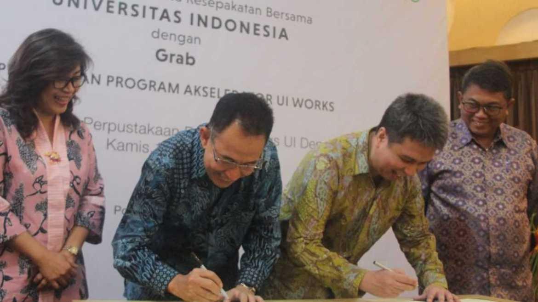 Grab University of Indonesia