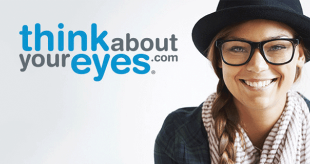 think about your eyes eye health