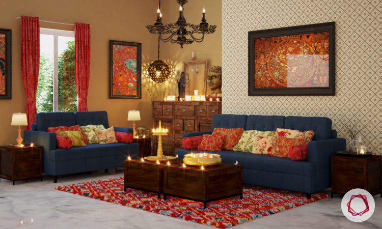8 Essential Elements Of Traditional Indian Interior Design indian interior design