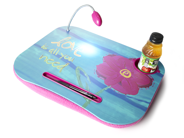 Lap Desk With Light 5 Choices KidsWoot