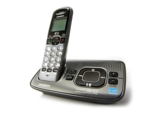 Uniden Digital Answering System