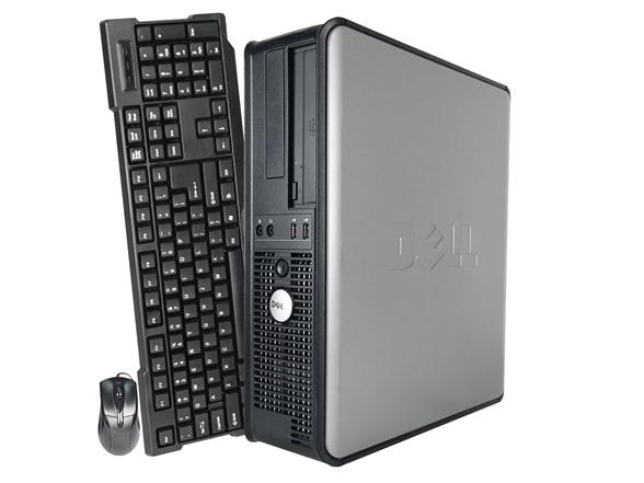 Dell Optiplex 580 AMD Desktop SFF