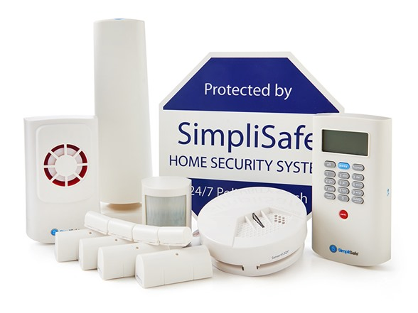 Alarm 10 Wireless Systems Top