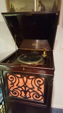 1913 Edison Diamond Disc B250 Phonograph Collectors Weekly