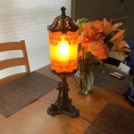 Pull Chain Old Table Lamp Collectors Weekly