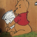 Toy Box Wooden Winnie The Pooh Vintage Collectors Weekly
