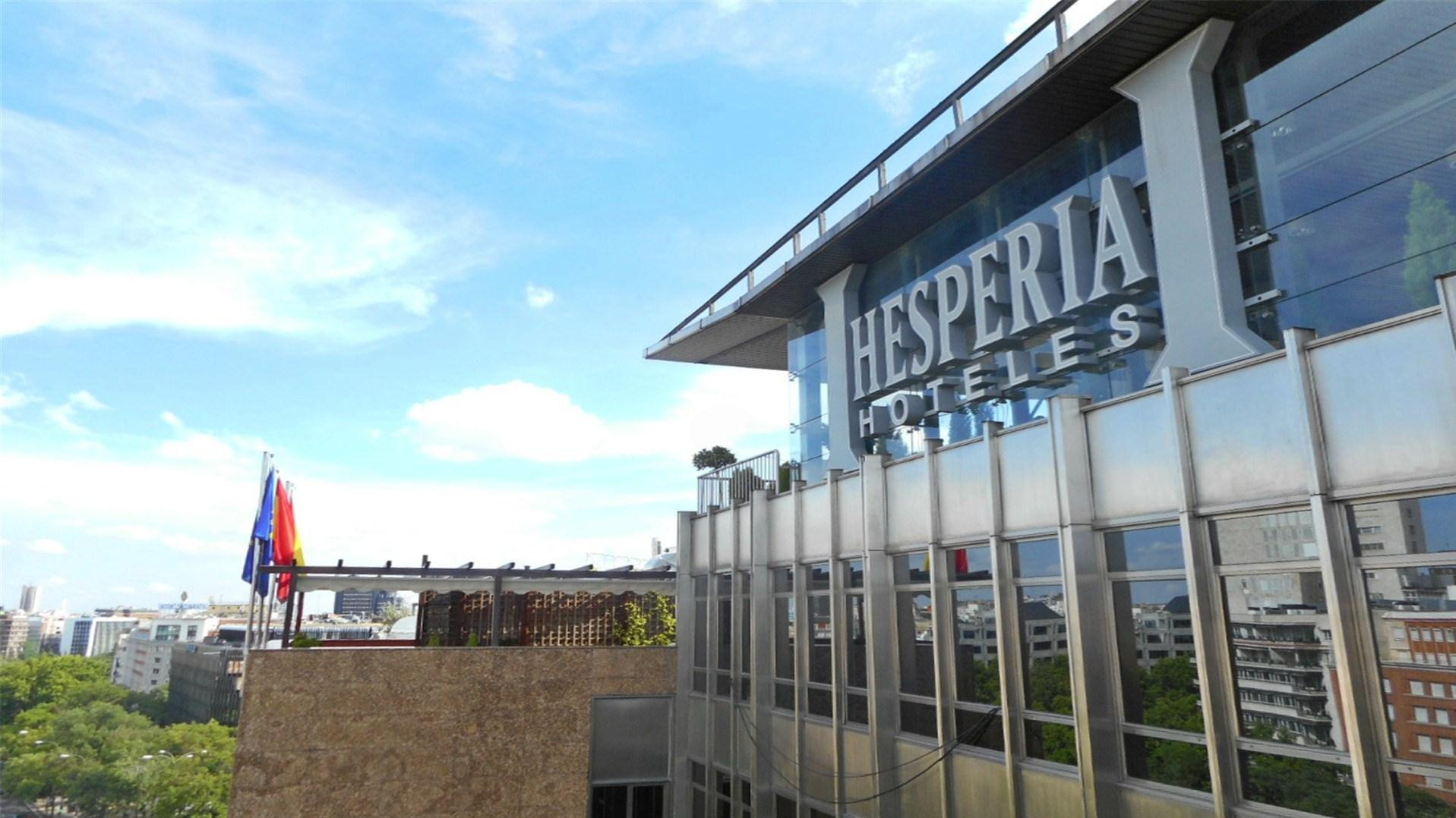Hesperia Madridç????å????ç????æ????å°??çμ??æ????