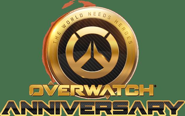Anniversary Overwatch