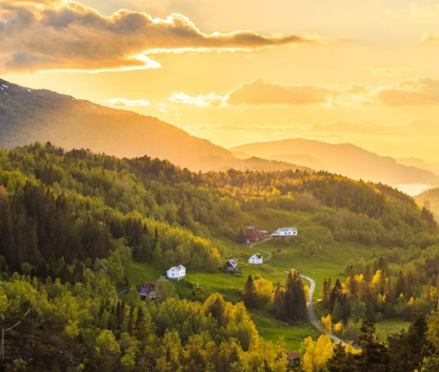 May June Is The The Best Time To Visit Norway