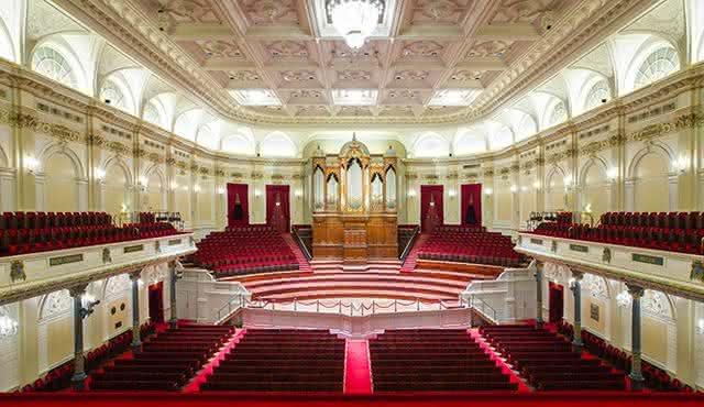 Sala de conciertos, Amsterdam — Reserva de entradas para ...